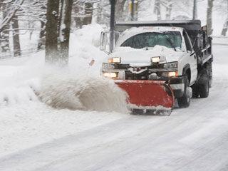 snow removal Oakdale MN